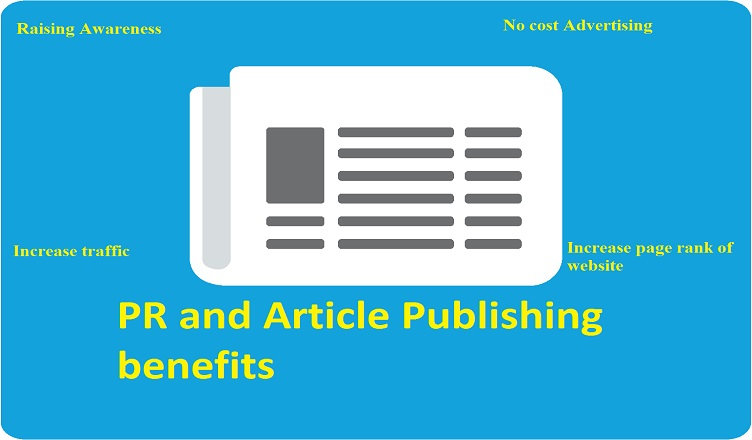 press release and article publishing