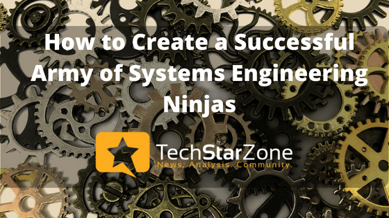 create successful army of systems engineer ninjas startup sales