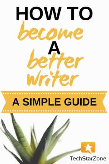 simple guide to become a better blogger