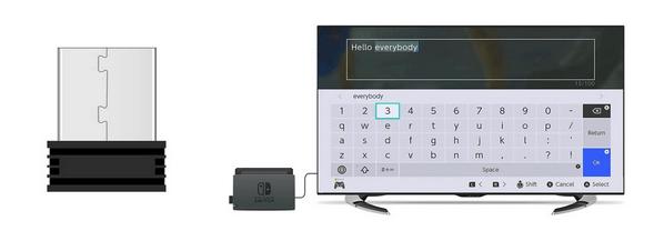 FYOUNG keyboard wireless switch