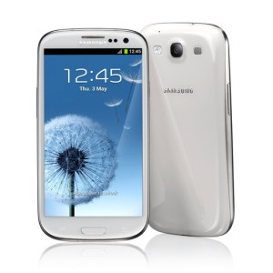 SAMSUNG GALAXY S III FEATURES
