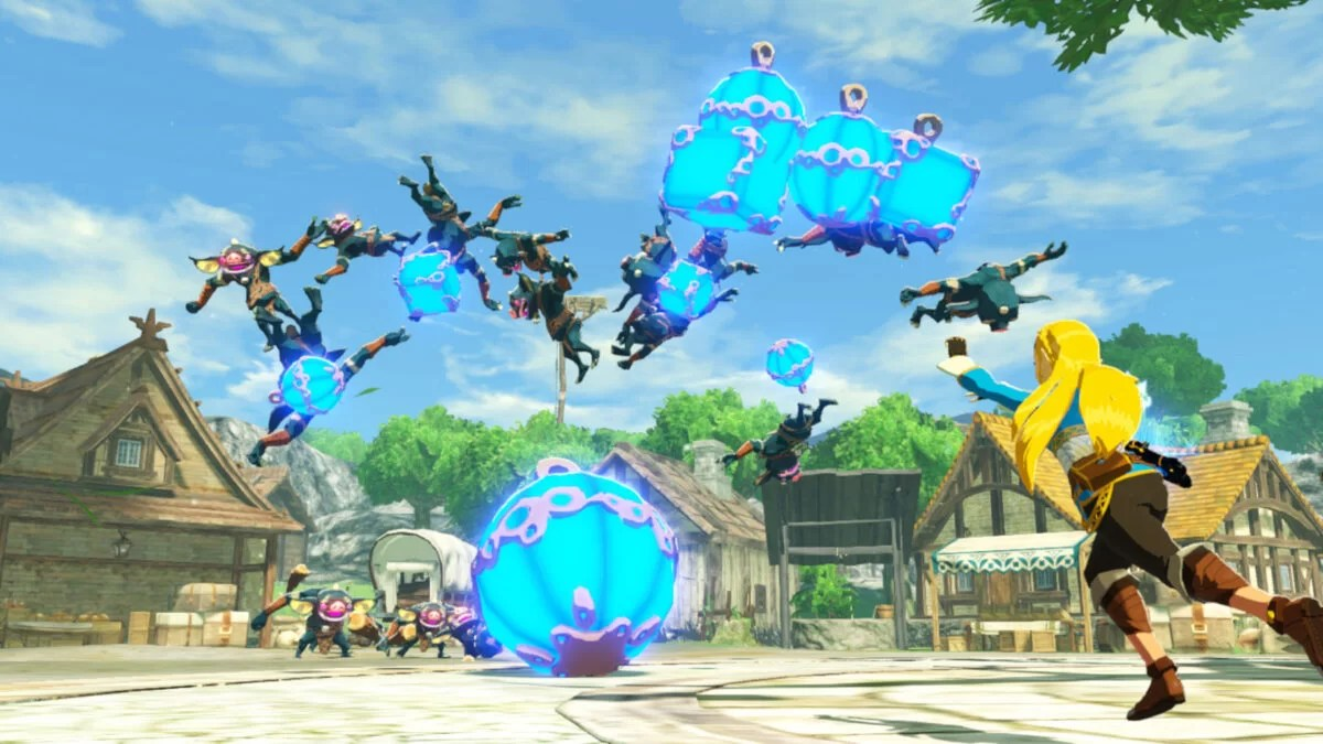 Why Is Hyrule Warriors Age Of Calamity A Big Deal Techstomper