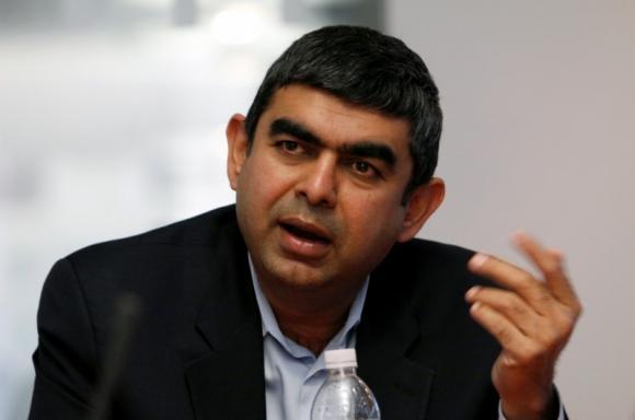 Vishal Sikka, CEO, Infosys