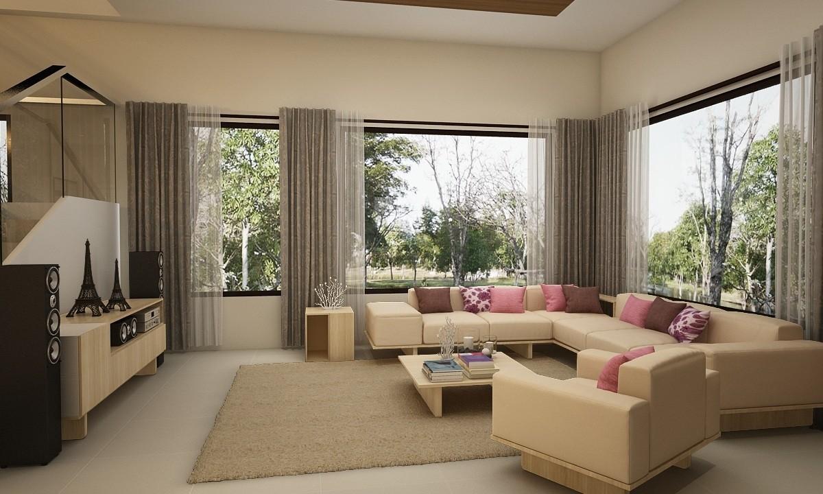 Livspace-living-room