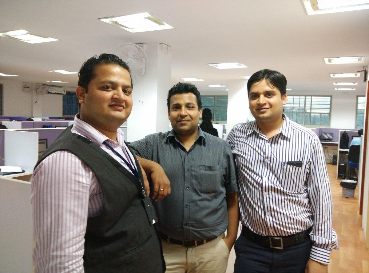Sudarshan, Ankur, Kailash