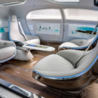 Interiors of the F 015
