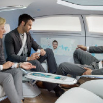 The self driving Mercedes Benz F 015