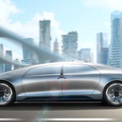 The autonomous Mercedes-Benz F015 - Luxury in Motion