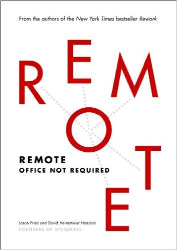 Jason Fried Books Remote