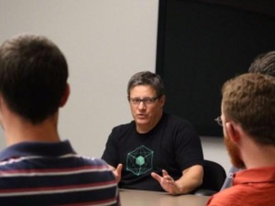Pivotal CEO Rob Mee