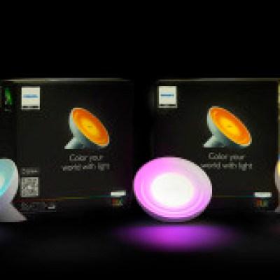 Philips' Hue lights for smart home