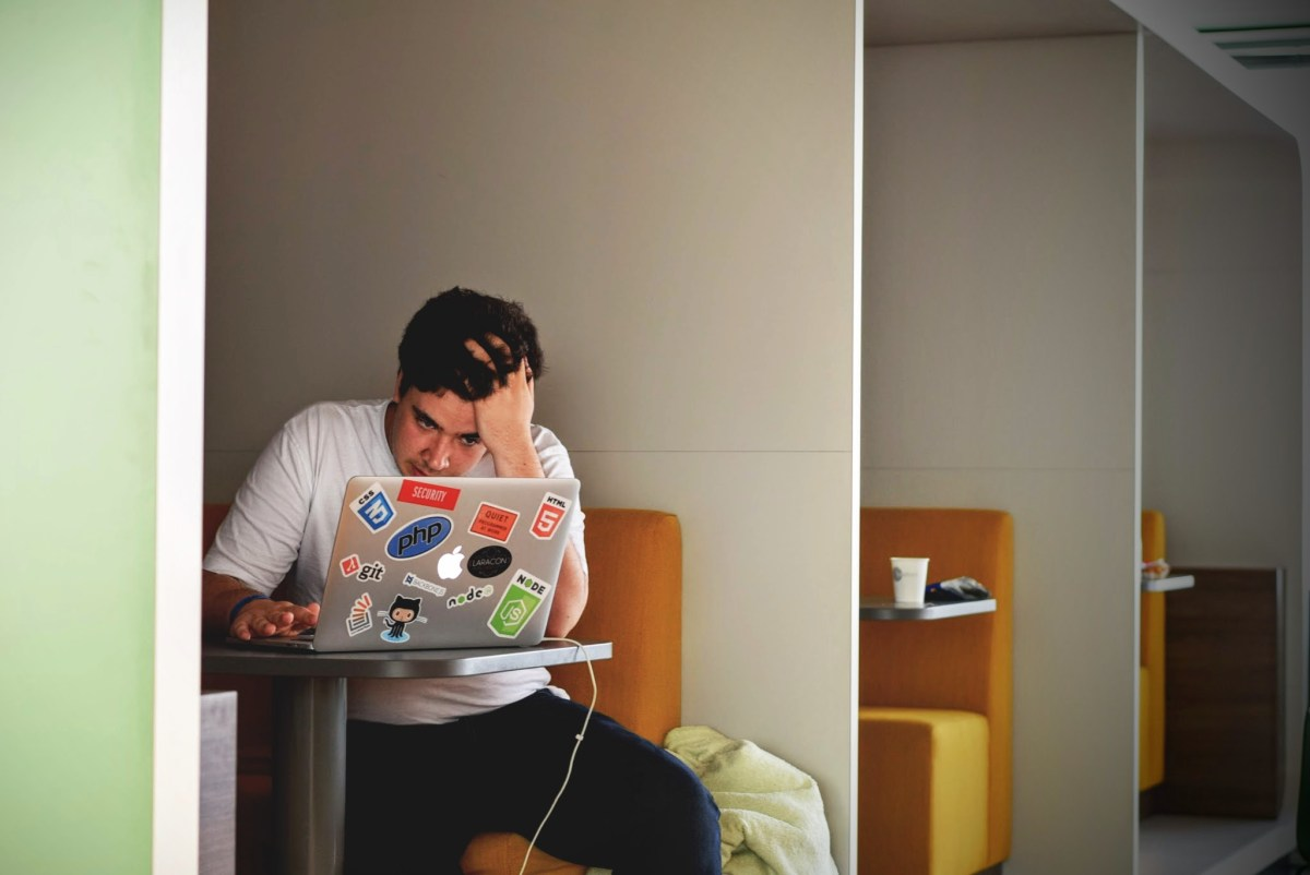 technology stress levels