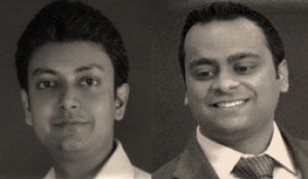Aditya Singhal And Nishant Sinha,  Co-founders, Transweb Educational Services