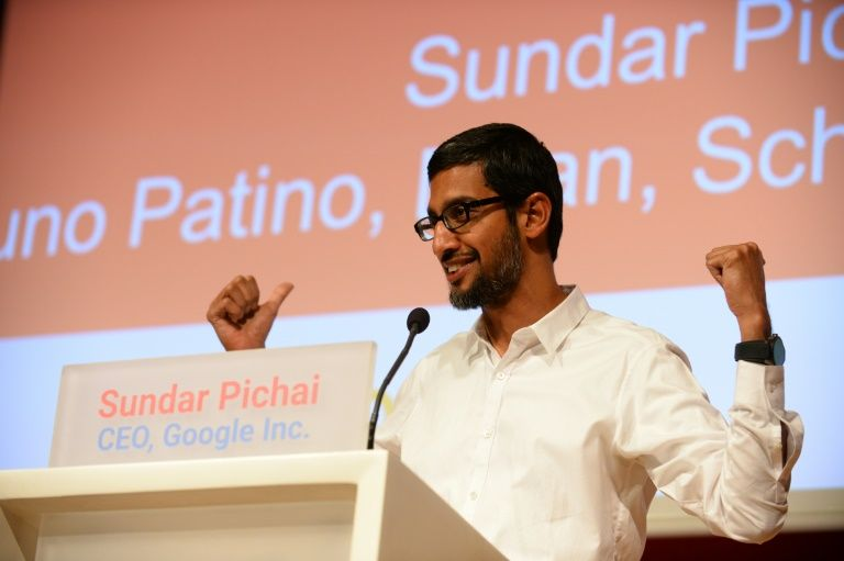 Google CEO Sunder Pichai (Image : digitaljournal.com)