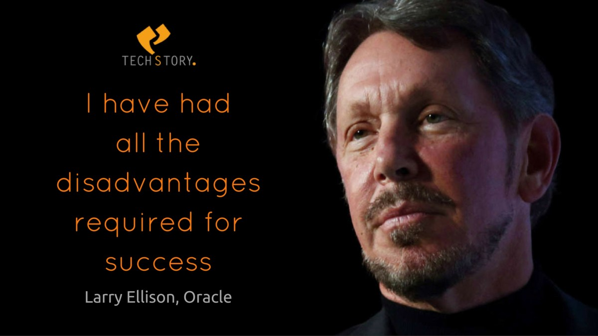 Larry Ellison Oracle