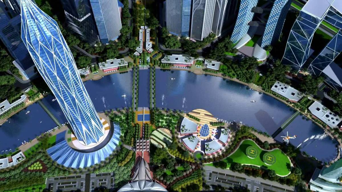 gift smart city