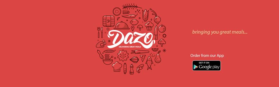 hyperlocal startups dazo