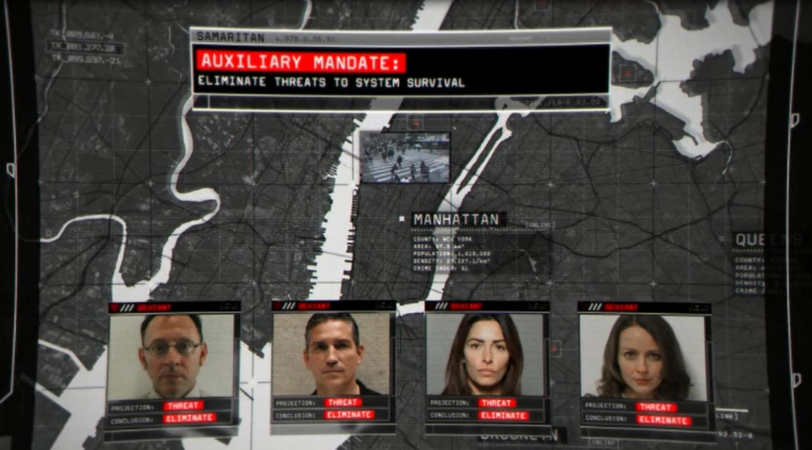 How Can You Be A Person Of Interest As Told By An Artificial Intelligence ?