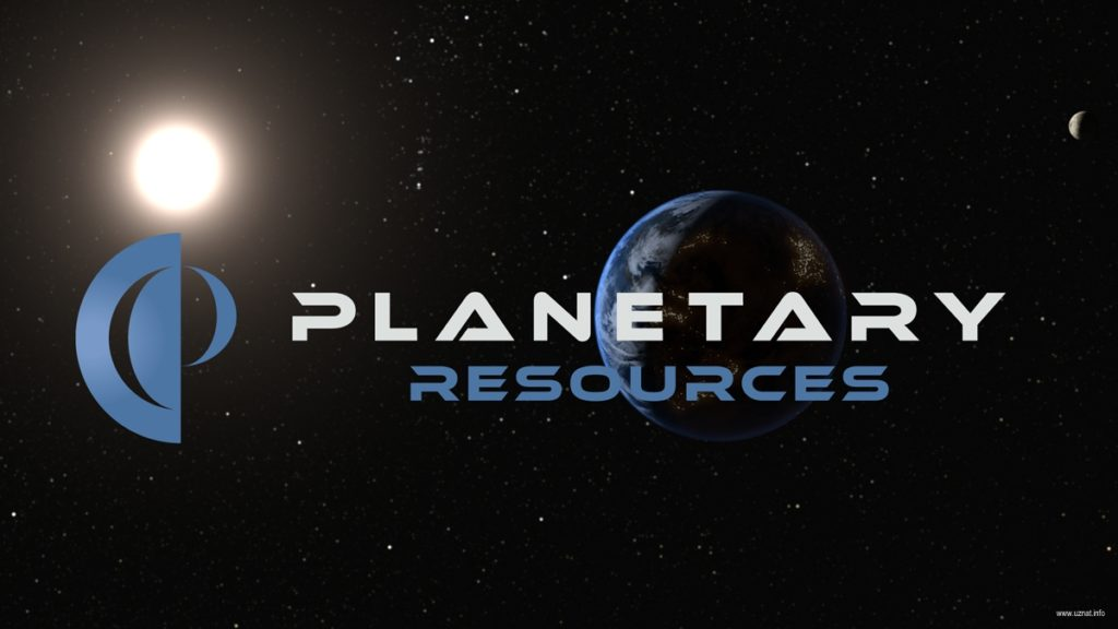 space tech planetary resources