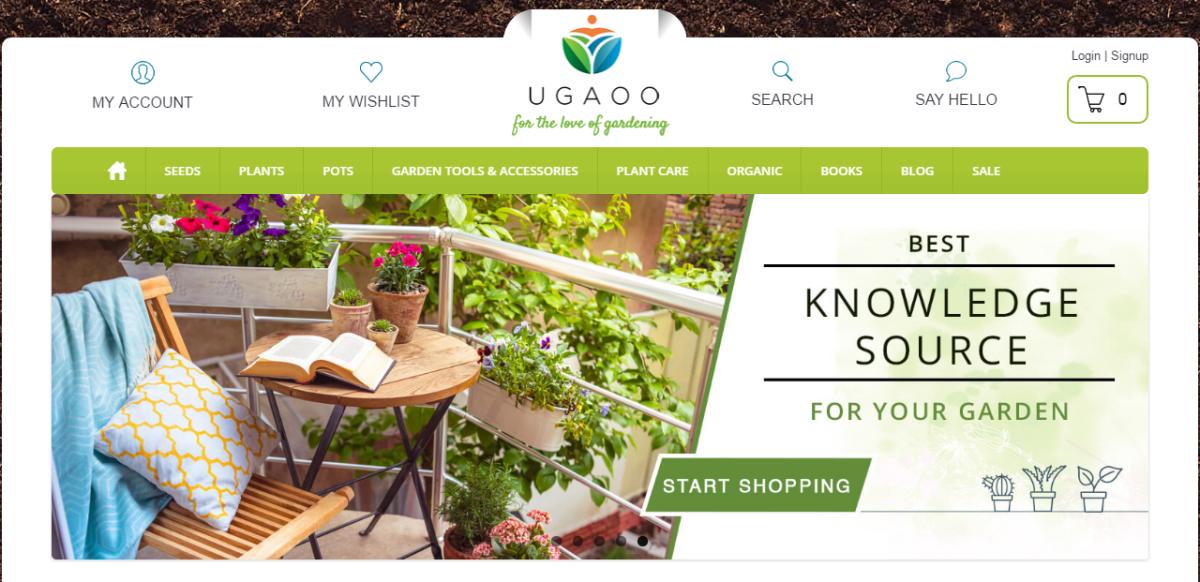 ugaoo.com