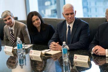 trump tech summit