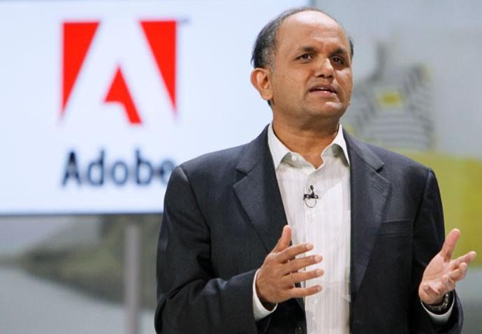 indians ruling us companies adobe