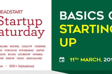 Headstart Startup Saturday