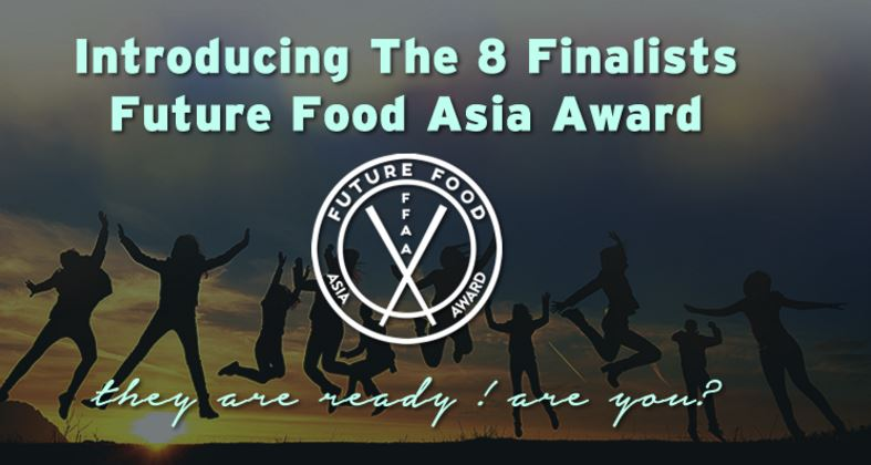 future food asia award finalists