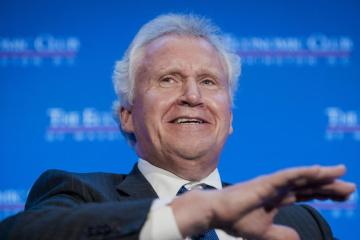 Jeffrey Immelt uber