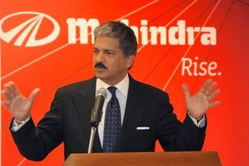 anand mahindra apologizes