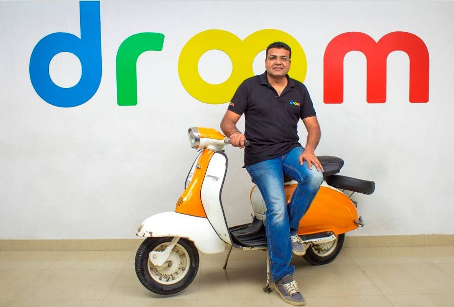 drrom raises funding