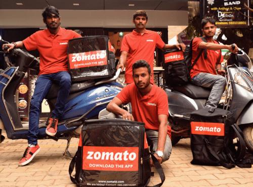 zomato acquires runnr