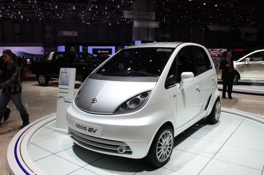 Jayem Neo upcoming electric cars 2018