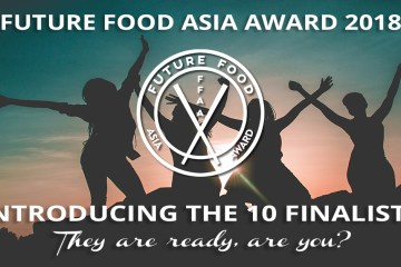 Future Food Asia Awards 2018 Finalists