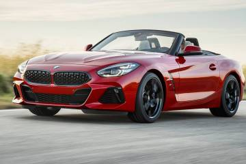 2019 BMW Z4 launch