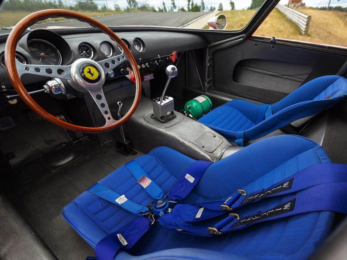 Most expensive car interior
