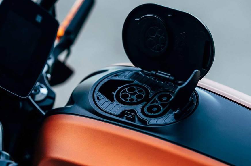 Harley-Davidson Livewire socket