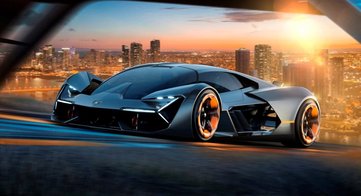 Lamborghini LB45H hybrid