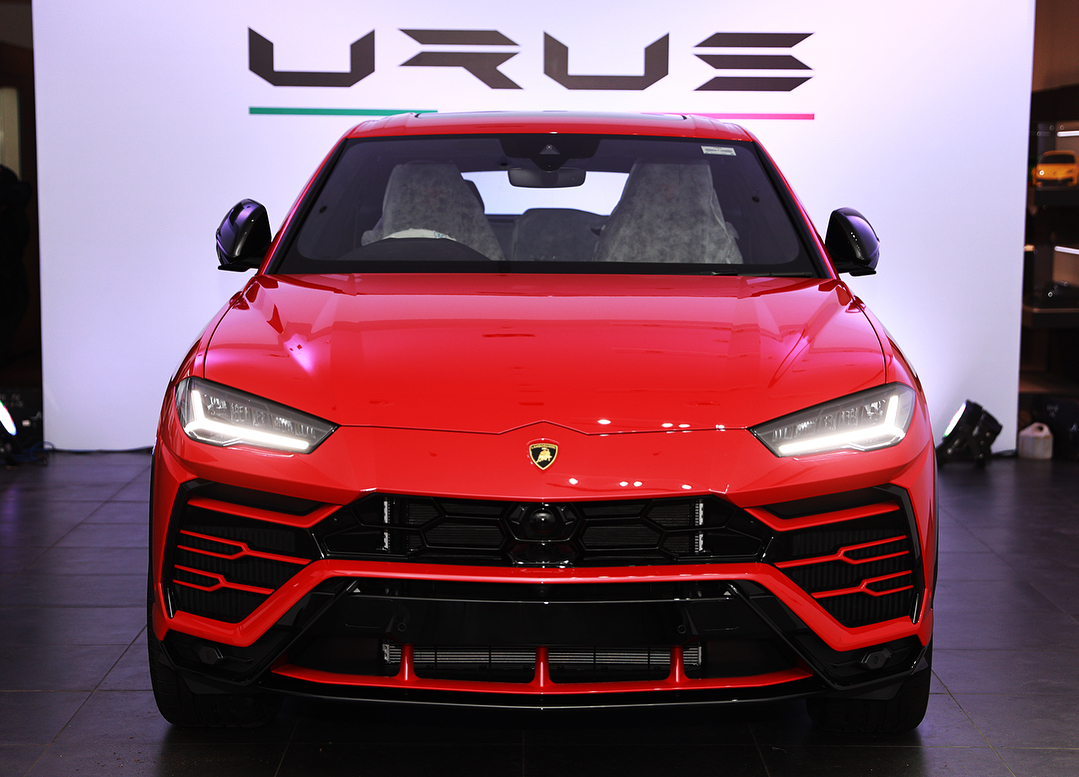 Lamborghini Urus india customer