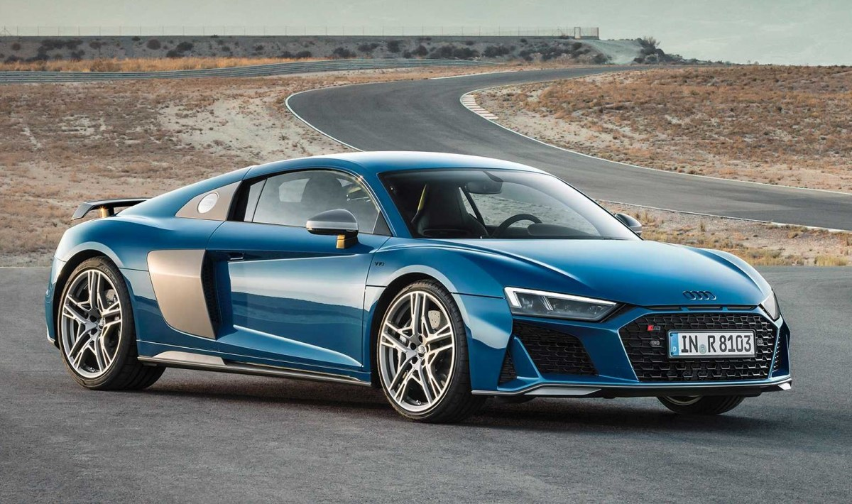 2019 Audi R8 Gets A More Powerful V10 An Angry Face And New Skin