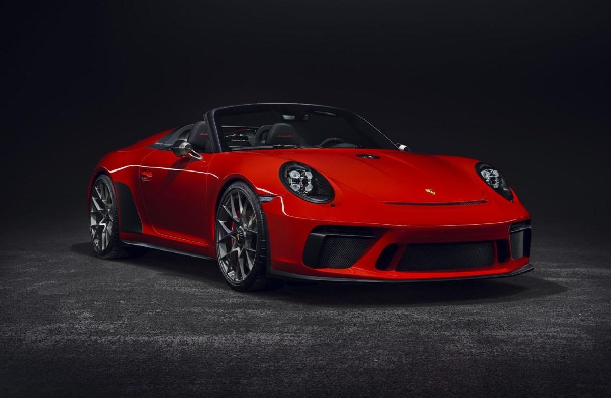 911 Speedster production version