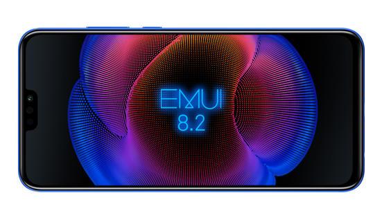 EMUI 8.2