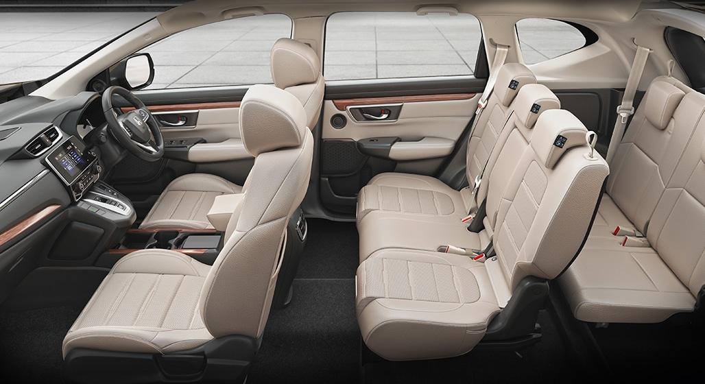 Honda CR-V 7 seat India