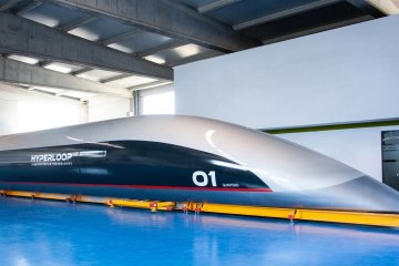 Hyperloop TT Quintero One
