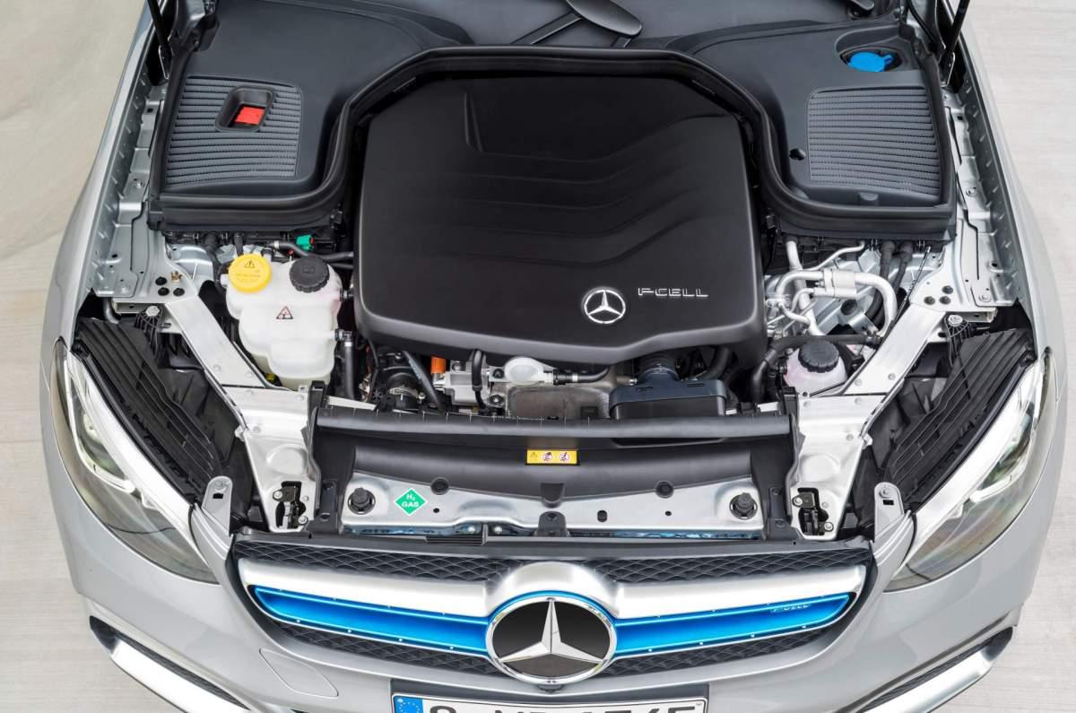 Mercedes-Benz GLC F-CELLMercedes-Benz GLC F-CELL