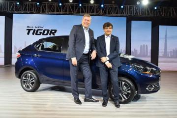 New Tata Tigor launch