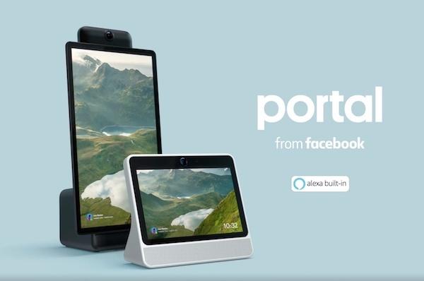 Facebook Debuts Its Portal