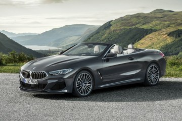 2019 BMW 8 Series convertible launched