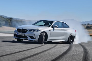 BMW M2 Competition India price