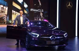 Mercedes-Benz CLS India launch